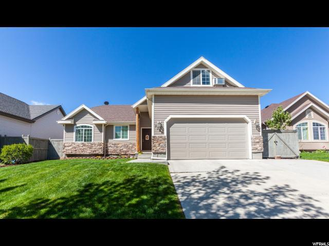 7381 N Ute Dr, Eagle Mountain, UT 84005 (#1602377) :: Von Perry | iPro Realty Network