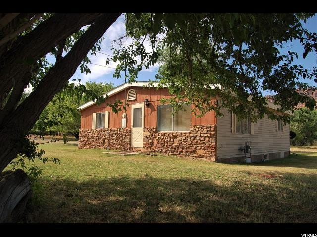 1650 Murphy Ln, Moab, UT 84532 (#1602387) :: Action Team Realty