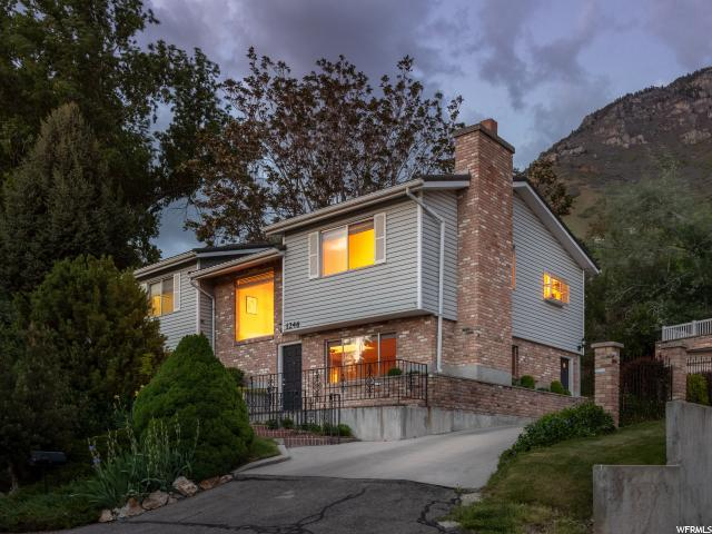 1246 Old Willow Ln, Provo, UT 84604 (#1602402) :: Big Key Real Estate