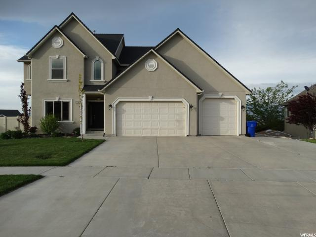 2262 S Colt Dr, Saratoga Springs, UT 84045 (#1602415) :: Von Perry | iPro Realty Network