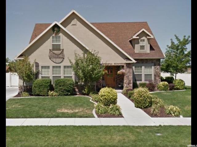 12 S 1100 W, Springville, UT 84663 (#1602423) :: Big Key Real Estate