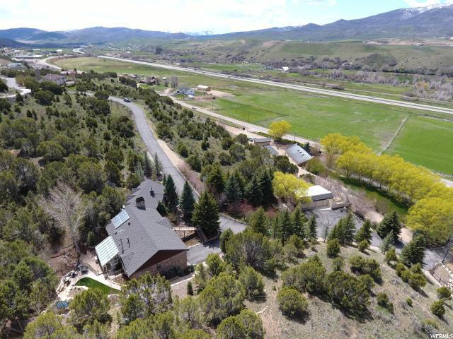 1595 S Hoytsville Rd, Coalville, UT 84017 (MLS #1602435) :: High Country Properties