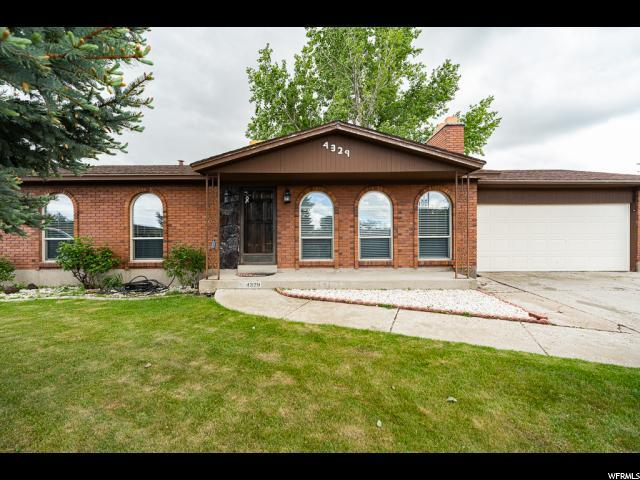 4329 W Losee Dr, West Valley City, UT 84120 (#1602437) :: Action Team Realty