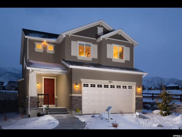 2961 S Willow Creek Dr #2405, Saratoga Springs, UT 84045 (#1602445) :: Big Key Real Estate