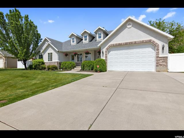 3810 Valley View Dr, Cedar Hills, UT 84062 (#1602450) :: Action Team Realty