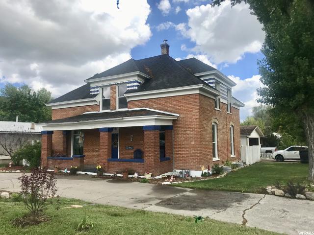 408 E 600 S, River Heights, UT 84321 (#1602483) :: Keller Williams Legacy