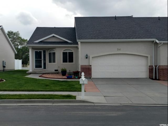 241 N Home Towne Ct, Tooele, UT 84074 (#1602488) :: Big Key Real Estate