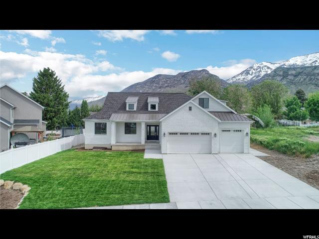 787 E 1000 S, Pleasant Grove, UT 84062 (#1602489) :: Red Sign Team