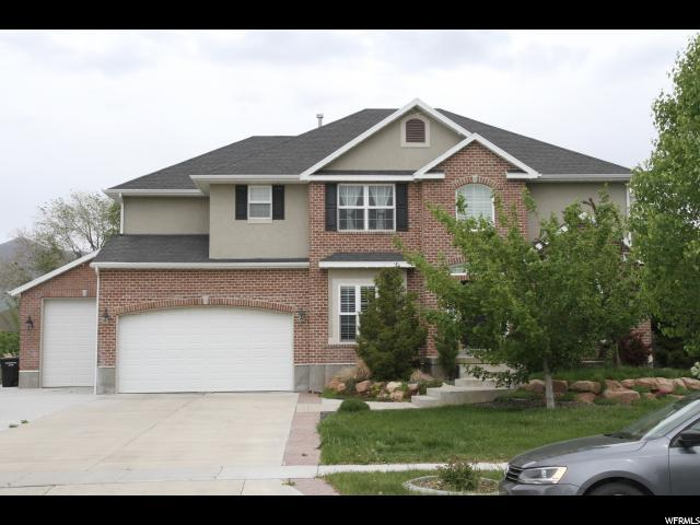 5368 Horseshoe Dr, Stansbury Park, UT 84074 (#1602491) :: Big Key Real Estate
