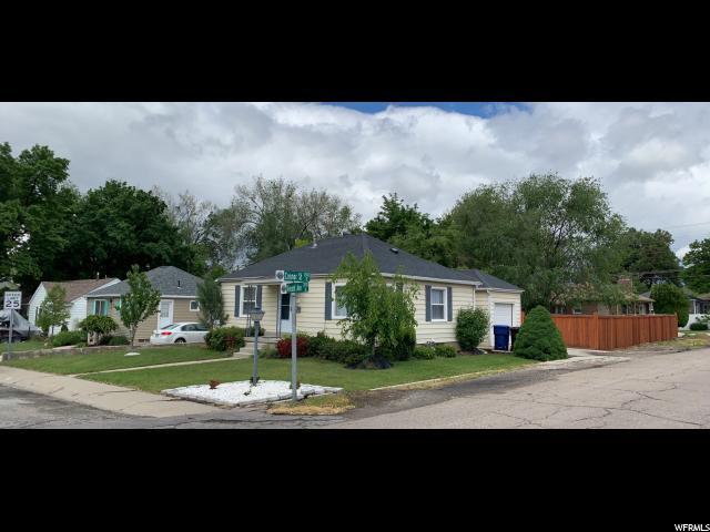 2135 E Vimont Ave S, Salt Lake City, UT 84109 (#1602497) :: Exit Realty Success