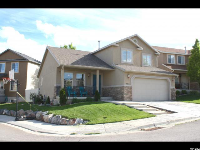 4815 E Levi Ln, Eagle Mountain, UT 84005 (#1602500) :: Big Key Real Estate
