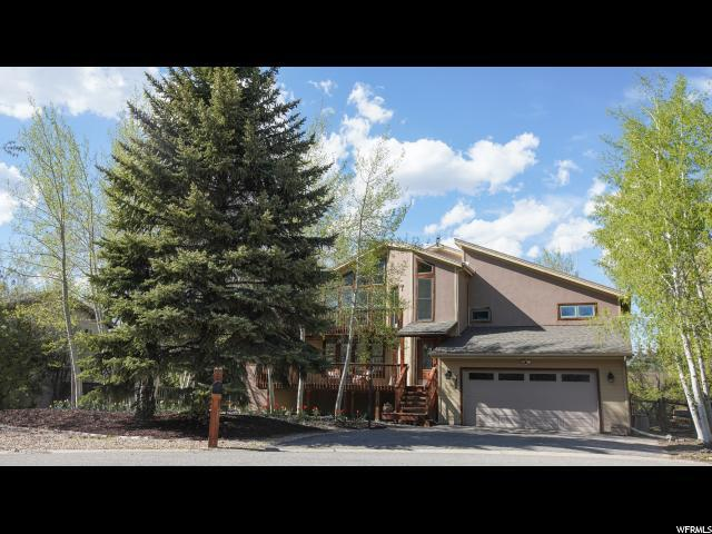 1488 W Fletcher Ct W, Park City, UT 84098 (MLS #1602507) :: High Country Properties