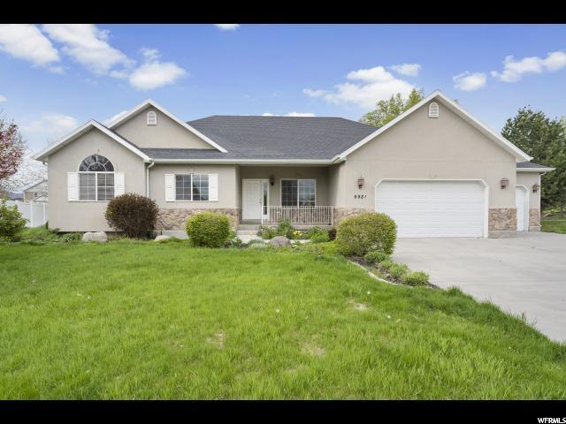 9981 N Wellington Ct. W, Highland, UT 84003 (#1602525) :: Big Key Real Estate