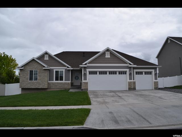 563 W Lewis Ln, Saratoga Springs, UT 84045 (#1602527) :: Big Key Real Estate