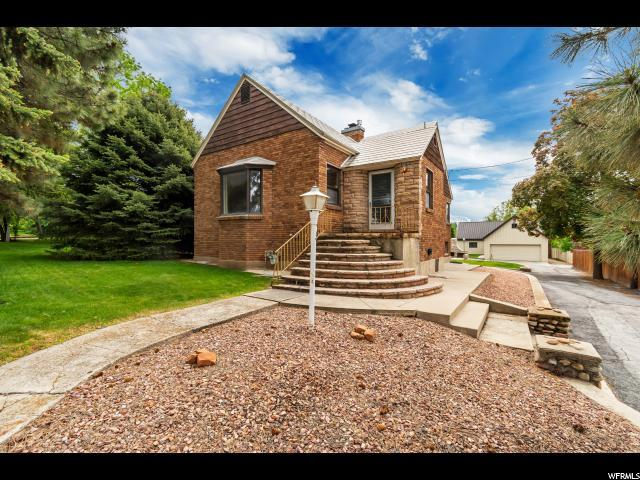 1770 E 3900 S, Holladay, UT 84124 (#1602538) :: Keller Williams Legacy