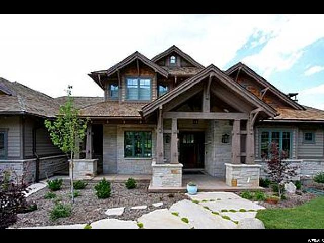 16 Snow Forest, Sandy, UT 84092 (#1602541) :: Big Key Real Estate