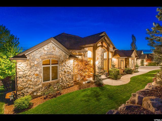 10318 S Dimple View Ln E, Sandy, UT 84092 (#1602542) :: Big Key Real Estate