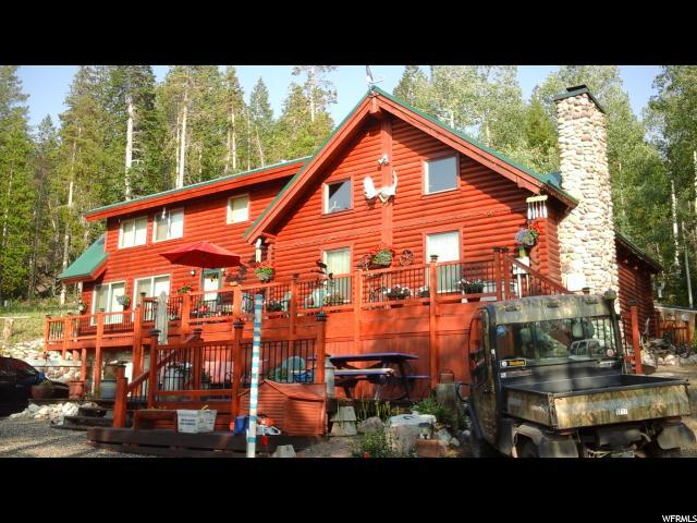 5705 Uinta Crk #1717, Coalville, UT 84017 (MLS #1602582) :: High Country Properties