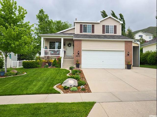 14375 S Lapis Dr E, Draper, UT 84020 (#1602592) :: Big Key Real Estate
