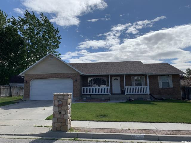 1392 N 220 E, Lehi, UT 84043 (#1602599) :: Big Key Real Estate