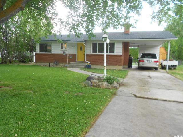 655 N 400 W, Brigham City, UT 84302 (MLS #1602606) :: Lawson Real Estate Team - Engel & Völkers