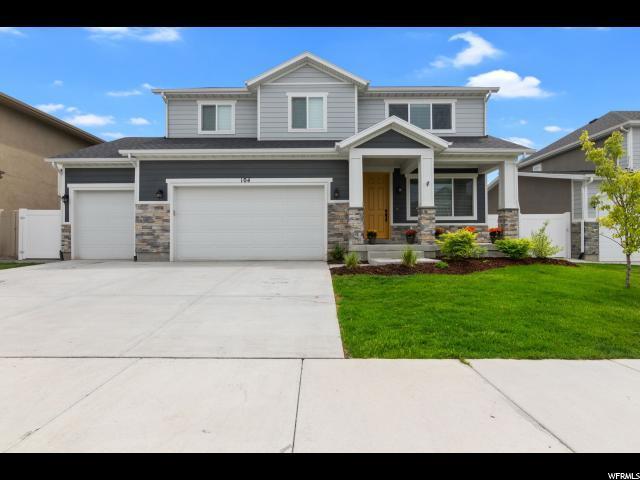 104 E Zen Rd, Vineyard, UT 84058 (MLS #1602608) :: Lawson Real Estate Team - Engel & Völkers