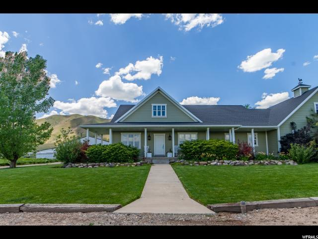 8164 S 5600 W, Payson, UT 84651 (#1602616) :: Red Sign Team