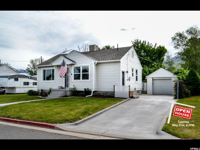 8 S Yale Dr, South Ogden, UT 84403 (#1602621) :: Big Key Real Estate