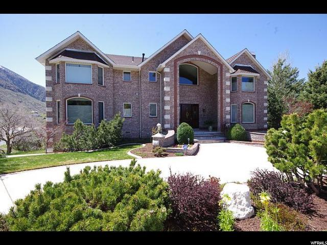15 Pepperwood Dr, Sandy, UT 84092 (#1602630) :: Big Key Real Estate