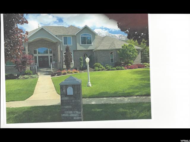 1091 E 1100 N, Orem, UT 84097 (#1602635) :: Big Key Real Estate