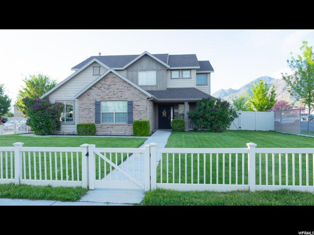 1082 W Center St, Springville, UT 84663 (#1602647) :: Colemere Realty Associates