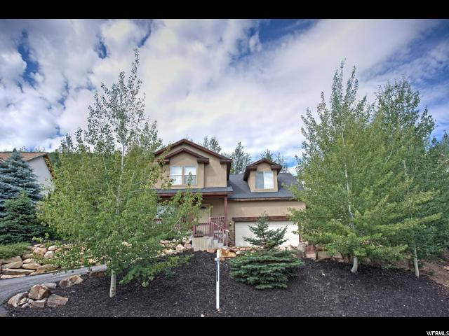 7501 Susans Cir, Park City, UT 84098 (MLS #1602649) :: High Country Properties