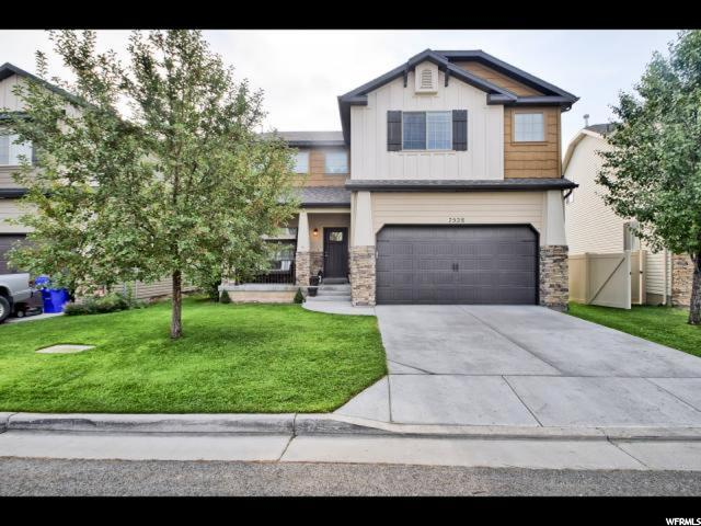 7528 N Levi Ln, Eagle Mountain, UT 84005 (#1602650) :: Von Perry | iPro Realty Network