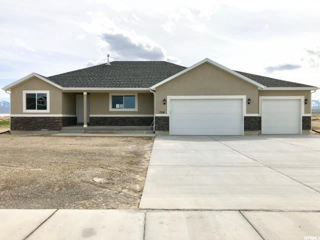 724 E Sunset View Rd S #823, Grantsville, UT 84029 (#1602678) :: Big Key Real Estate