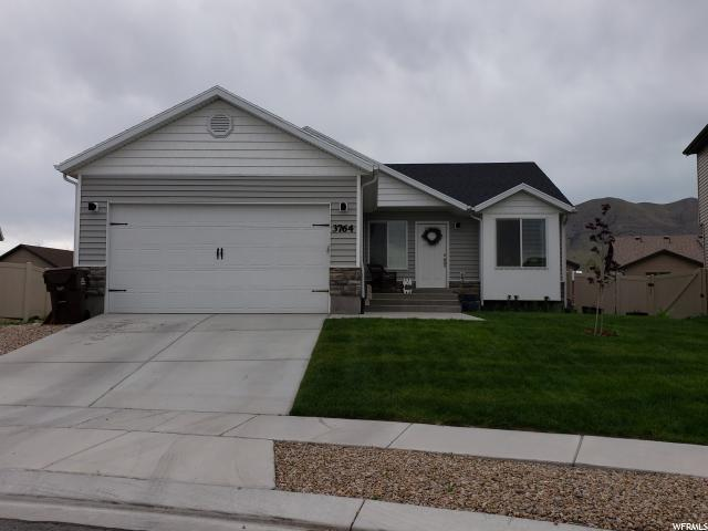 3764 N Downwater St, Eagle Mountain, UT 84005 (#1602679) :: Von Perry | iPro Realty Network