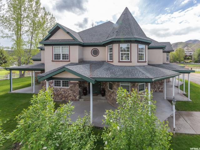 455 W Sharon Ln, Midway, UT 84049 (MLS #1602683) :: High Country Properties