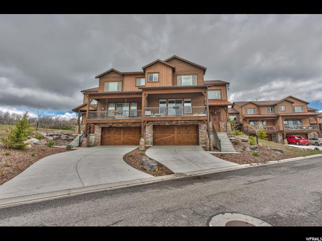 1695 E Viewside Cir, Hideout, UT 84036 (#1602699) :: Powerhouse Team | Premier Real Estate