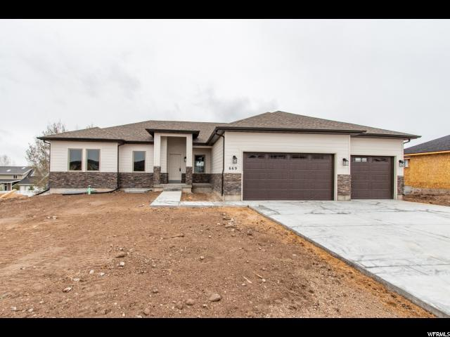 669 N Rolling Hills Dr #6, Heber City, UT 84032 (#1602701) :: Keller Williams Legacy