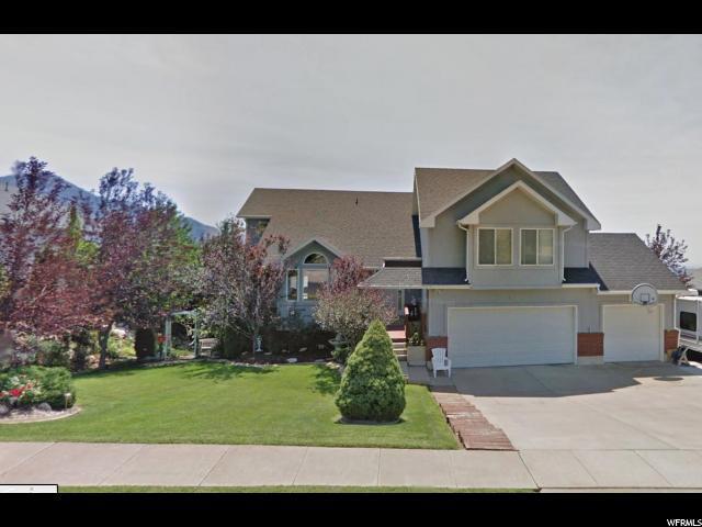 493 E 3550 N, North Ogden, UT 84414 (#1602706) :: Big Key Real Estate