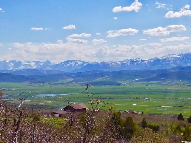 431 Splendor Valley Rd, Kamas, UT 84036 (MLS #1602707) :: High Country Properties