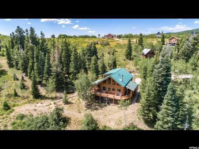 2614 Crow Loop #25, Wanship, UT 84017 (MLS #1602737) :: High Country Properties