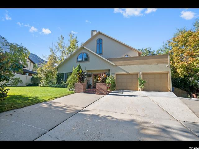 3700 E Ceres Dr S, Salt Lake City, UT 84124 (#1602752) :: Keller Williams Legacy