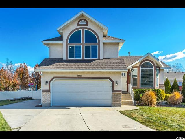 12529 S Stonebridge Cir, Draper, UT 84020 (#1602758) :: Big Key Real Estate
