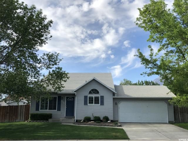 538 W 1120 N, Orem, UT 84057 (#1602769) :: Big Key Real Estate