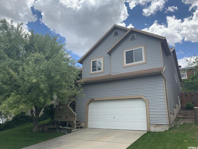 2891 Westcove Dr, West Valley City, UT 84119 (#1602773) :: Big Key Real Estate