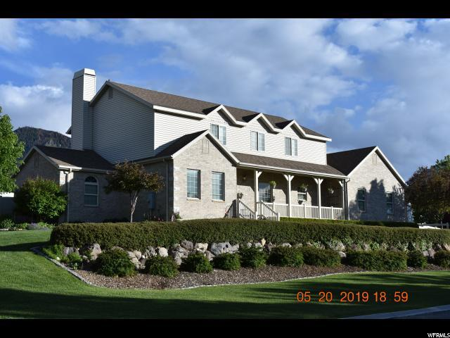 188 E Ama Fille N, Elk Ridge, UT 84651 (#1602774) :: Colemere Realty Associates