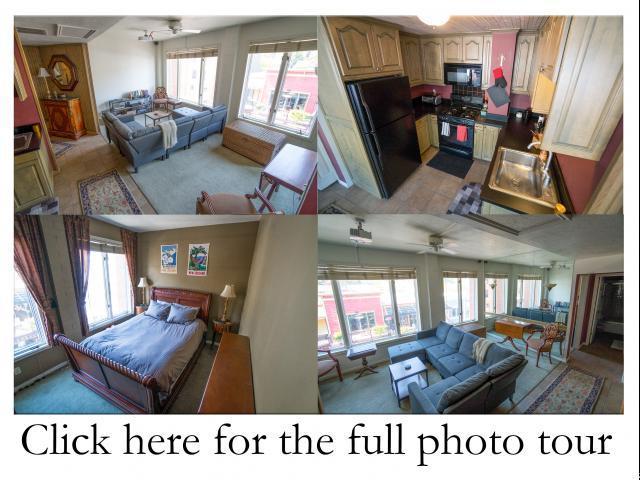 580 E #407 MAIN, Park City, UT 84060 (#1602779) :: RE/MAX Equity
