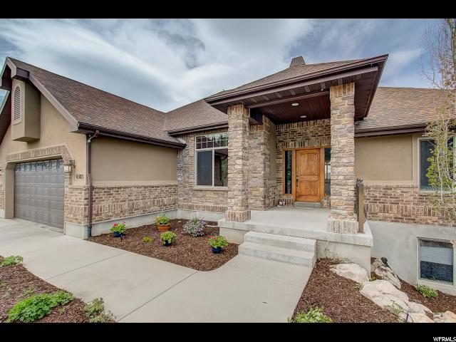 6503 Mountain View Dr, Park City, UT 84098 (MLS #1602799) :: High Country Properties