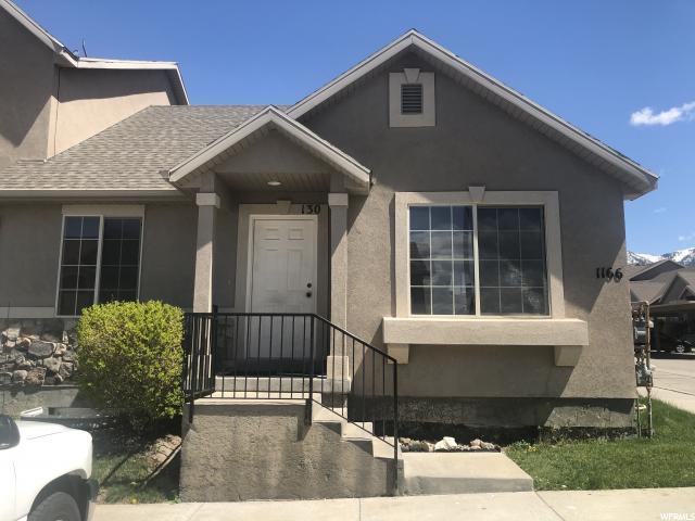 1166 N 220 W #130, Tooele, UT 84074 (#1602870) :: Bustos Real Estate   Keller Williams Utah Realtors