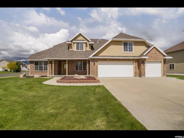 2032 W Ranch Rd, Farmington, UT 84025 (#1602875) :: Keller Williams Legacy
